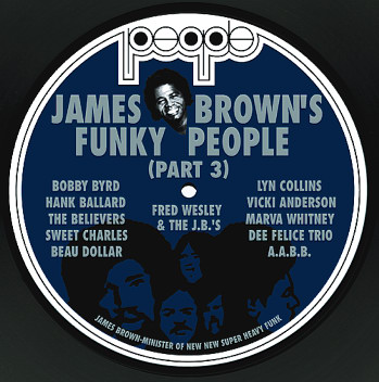 Various Artists - James Brown's Funky People, Pt. 1